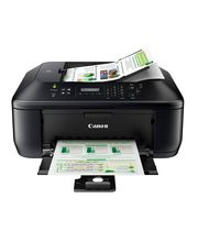 Canon Pixma MX397 Multifunction Inkjet Printer, Black, Black