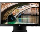 HP 21.5 inch LED Backlit LCD - 22vx Monitor, black