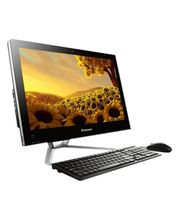 Lenovo C340 Monitor (57315704) (3rd Gen Intel Core i3 3240- 4GB RAM- 500GB HDD- 20 Inches- Win8- 1GB Graph), black