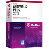 McAfee Antivirus Plus 2013 (User 3)