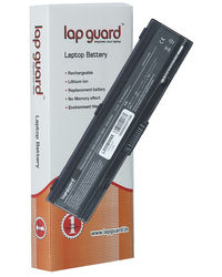 Lapguard 6 cell Replacement Laptop Battery For Toshiba PA3534U-1BRS Black