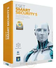 Eset smart security (Multicolor, 1 User)