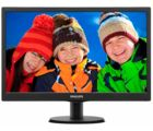 Philips 193V5LSB2 18.5 inch LCD Monitor, black