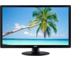 Acer 21.5 inch LED Backlit LCD - S220HQL Monitor, black