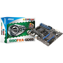 MSI AMD 990FX Chipset Based(990FXA GD65)