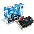 MSI AMD R7 250 2GD3 OC 2 GB DDR3 Graphics Card