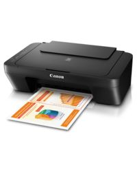 Canon Pixma MG2570S All in One Printer,  black
