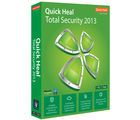 Quickheal Total Security 2013 (3 User-3 Years) , green, green