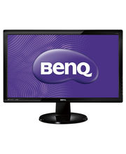 BenQ VA LED Monitor with DVI Port (GW2255), black