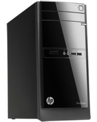 HP 110-104ix Desktop PC(E9T55AA) (Intel Pentium G2030T/ 2GB RAM/ 500GB HDD/ Ubuntu/ Intel HD Graphics),  black