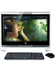 HP DreamScreen 400 TouchScreen Desktop