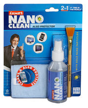 Luxor Nano Mobile/Gadget Cleaner and Protector, multicolor