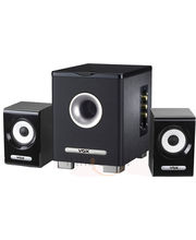 VOX 2.1 Channel Speakers (D-603) (Black)