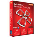 QuickHeal Anti Virus Pro 2013 (5 User And 1 Year) , red