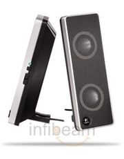 Logitech V10 USB Speakers For Notebook