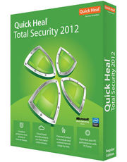 Quickheal Total Security 2012 (2 User-3 Years)