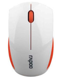 Rapoo 3360 Super-mini Wireless Optical Mouse,  black