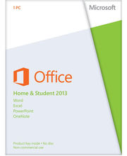 Microsoft Office Home and Student 2013, multicolor