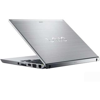 Sony Vaio T13126 Touch Ultrabook With WindowS8 (Silver)