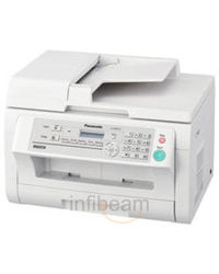 Panasonic KX-MB2010 Multifunction Network Laser Printer(Print / Copy / Scan / Network Ready), standard-white