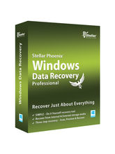 Stellar Phoenix Windows Data Recovery (Professional)