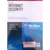 McAfee Internet Security Suite 1Year