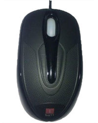 iBall Opti Smart USB 2.0 Mouse, standard-black