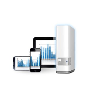 WD My Cloud (WDBCTL0060HWT-NESN) 6TB Personal Cloud Storage