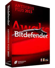 Bitdefender Anti Virus Plus 2013 For 3 Years (Multicolor, 1 User)