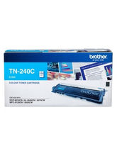 Brother Toner Cartridge TN240 Cyan, Cyan