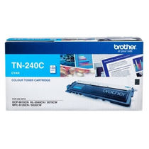 Brother Toner Cartridge TN240 Cyan, cyan, cyan,  cyan