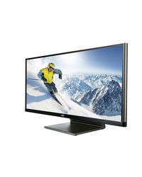 AOC 29 inch WIDE LED Q2963PM Monitor,  black