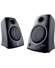 Logitech Z130 2.0 Speakers with 5 RMS (Black)