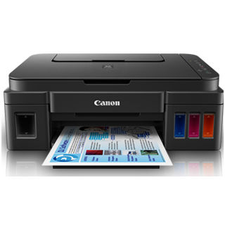 Upto Rs.1500 off on all electronic products By Infibeam | Canon Ink Tank G1000 Printer, black @ Rs.7,073