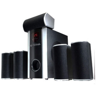iBall Booster 5.1 Home Theatre at Rs 5302 from Infibeam.com