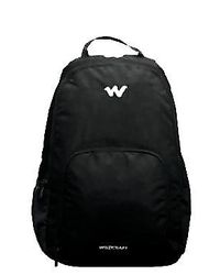 WildCraft Backpack,  black