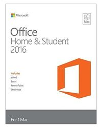 Microsoft Office Home and Student 2016, standard-multicolor