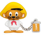 Emtec Looney Tunes (speedy) 4GB, yellow white
