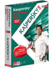 Kaspersky Anti-Virus 2012 - Essential Protection