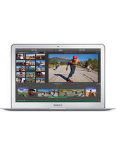 MacBook Air 13-inch MJVE2HN/A (Core i5 /4GB RAM/ 128GB SSD/ Iris HD 6000) (Silver)