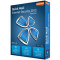 QuickHeal Internet Security 2013 (5 User And 3 Year) , blue, blue