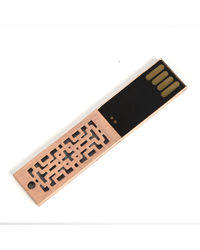 Hegatech Inspire Copper Premium Flash Drive