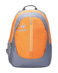 Wildcraft Sayak Orange Backpack No