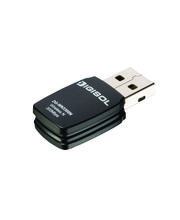 Digisol DG-WN3300N Wireless USB Adapter, black