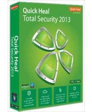 Quick Heal Total Security 2013 (Green, 3PC's, 1Yr)