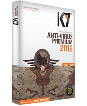 K7 Anti Virus Premium (Multicolor,1 User)