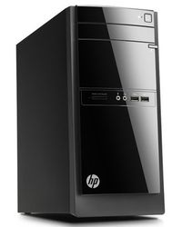 HP 110-214IX Desktop Pc,  black