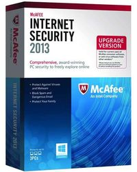 Mcafee Internet Security 2013, multicolor, 3 users