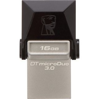 Kingston Data Traveler MicroDuo (Usb 3.0 Gen 1) 16GB OTG Pen Drive