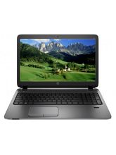 HP ProBook 450 G2 Notebook(5th Gen- Core i7/ 4GB RAM/ 500GB HDD/ DOS) (Black)